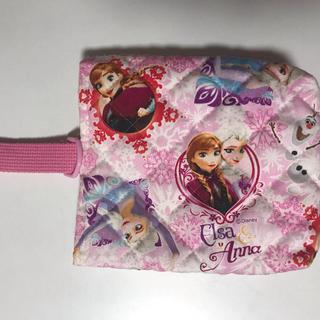 ディズニー(Disney)のアナ雪上履き入れ(シューズバッグ)