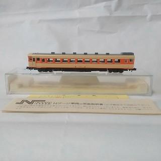 カトー(KATO`)の鉄道模型  Nゲージ KATO 旧製品キハ58M車 クーラー無し(鉄道模型)