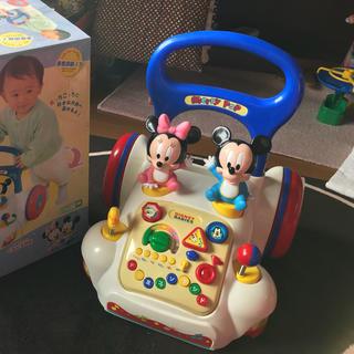 ディズニー(Disney)のディズニー 手押し車 『あっちこっちメリーポップ』(手押し車/カタカタ)
