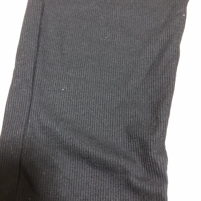 しまむら(シマムラ)のリブレギンス レディースのレッグウェア(レギンス/スパッツ)の商品写真