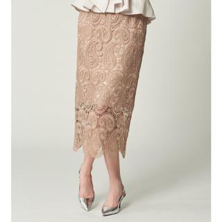 フレイアイディー(FRAY I.D)の【lani♡様専用】セルフォード♡ペイズリータイトスカート(ロングスカート)