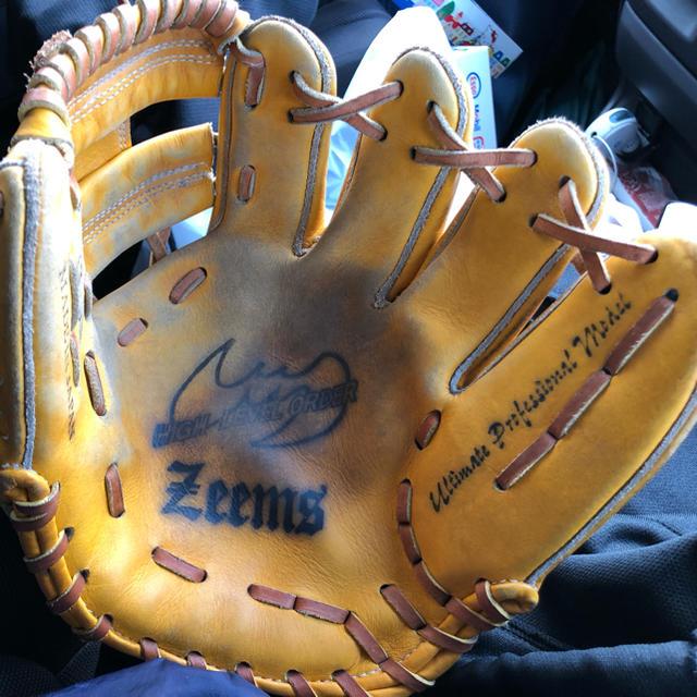 Zeems(ジームス)のzeems トレーニングクラブ YH-5N スポーツ/アウトドアの野球(グローブ)の商品写真