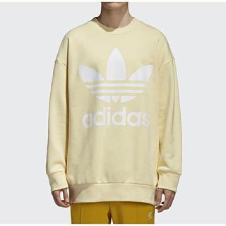アディダス(adidas)のadidas originalsメンズ トレーナー スウェット(Tシャツ/カットソー(七分/長袖))