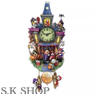 ディズニー(Disney)のディズニー ミッキー ハロウィン 壁掛け時計 壁時計 かっこう時計 鳩時計(掛時計/柱時計)