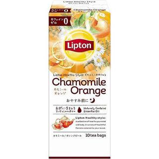 リプトン カモミール・オレンジ 10袋×5箱(茶)