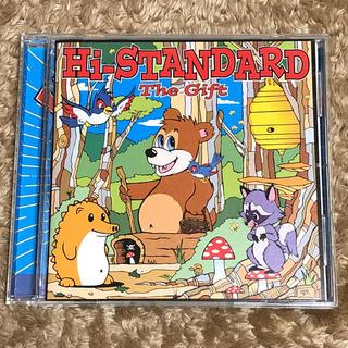ハイスタンダード(HIGH!STANDARD)のHI-STANDARD the gift (ポップス/ロック(邦楽))
