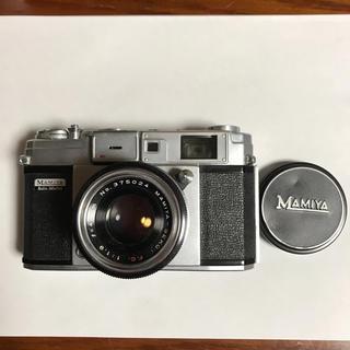 マミヤ(USTMamiya)のMAMIYA フィルムカメラ(フィルムカメラ)