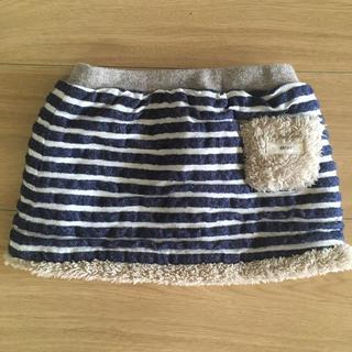 シップスキッズ(SHIPS KIDS)のmeL様専用 美品 シップス リバーシブルボアスカート(スカート)