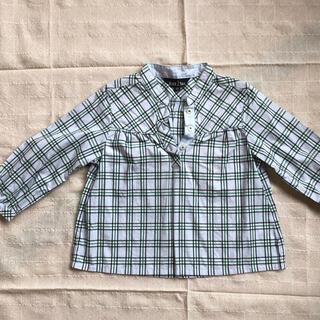 イーストボーイ(EASTBOY)の子供服女の子シャツ100(ブラウス)