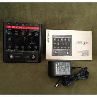 TC HELICON VoiceTone Harmony-G XT(エフェクター)