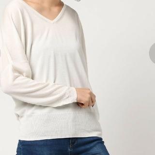 スーツカンパニー(THE SUIT COMPANY)のザ・スーツカンパニー薄手のニット(ニット/セーター)