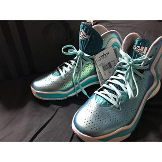 アディダス(adidas)のadidas D ROSE バッシュ(バスケットボール)