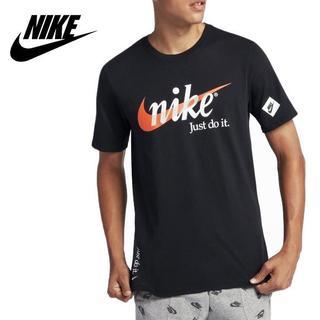 ナイキ(NIKE)の【8】NIKE 日本未発売 ブラック Tシャツ size M(Tシャツ/カットソー(半袖/袖なし))