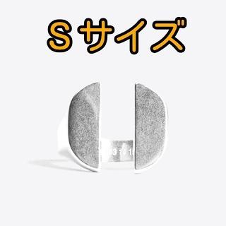 マルタンマルジェラ(Maison Martin Margiela)の【18AW新品】 マルジェラ シルバー スプリット シグネットリング(リング(指輪))
