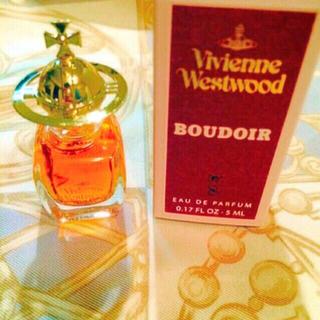 ヴィヴィアンウエストウッド(Vivienne Westwood)のヴィヴィアンウエストウッド  香水 EDP5ml ブドワール(ユニセックス)