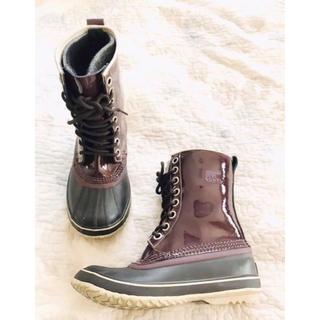 ソレル(SOREL)のソレル ブーツ SOREL US7 24cm スノーブーツ 防水(ブーツ)