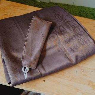 シャンデリア柄 カーテン2枚 105×225(カーテン)