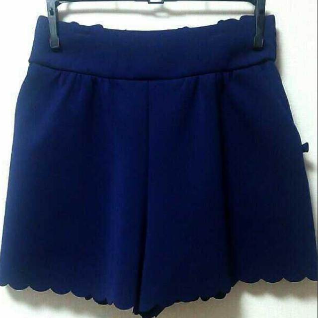 LODISPOTTO(ロディスポット)の新品未着用品◆ ロディスポットスカラップキュロット レディースのスカート(ミニスカート)の商品写真