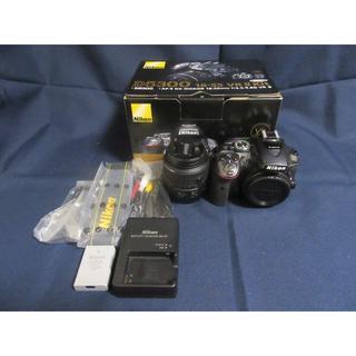 ニコン(Nikon)のNikon D5300 18-55 VR II(グレーボディー)デジタル一眼レフ(デジタル一眼)