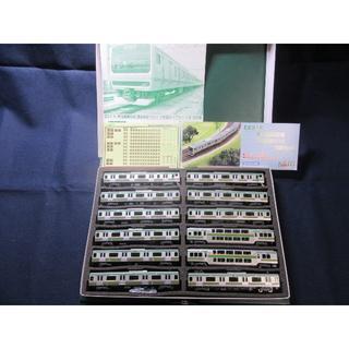 カトー(KATO`)のKATO 10-522 E231東海道(湘南新宿ライン)5両セット+バラ7両(模型/プラモデル)