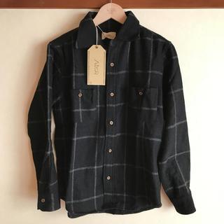 バルデセブンティセブン(Varde77)のNatupa ナチュパ パトリシオプロデュースブランド ネルチェックシャツ(シャツ)