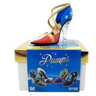 DC comics pumps☆パンプスコレクション☆ワンダーウーマン(アメコミ)