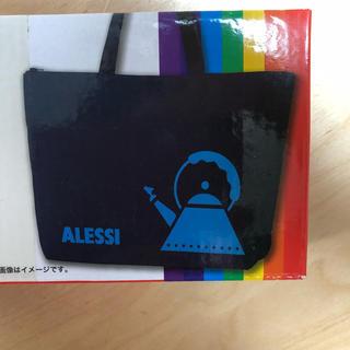 アレッシィ(ALESSI)の【送料無料】ボスオリジナル アレッシィ ファスナートートバッグ(ノベルティグッズ)
