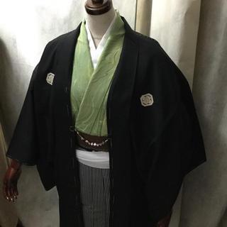 調整込み 袴セット 卒業式 小学生男子(着物)