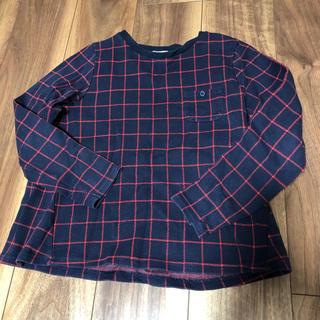 ジーユー(GU)のGU 女の子用トレーナー 150cm(Tシャツ/カットソー)