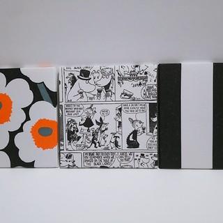 マリメッコ(marimekko)のストライプ×ムーミンマリメッコ ウニッコ ファブリック ボード インテリア (ファブリック)