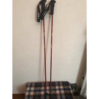 レキ(LEKI)のスキー ポール ストック LEKI 110センチ カーボン(ストック)