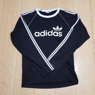 アディダス(adidas)の【adidas】アディダス 長袖 シャツ(Tシャツ/カットソー(七分/長袖))