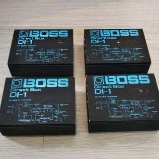 ローランド(Roland)のダイレクトボックス BOSS DI-1(その他)