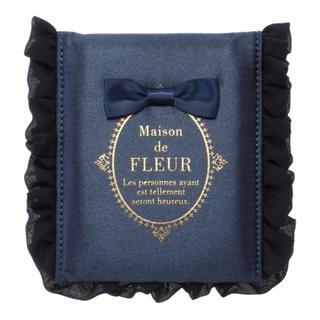 メゾンドフルール(Maison de FLEUR)の新品《Maison de FLEUR》ミラーフリル鏡メゾンドフルール(ミラー)