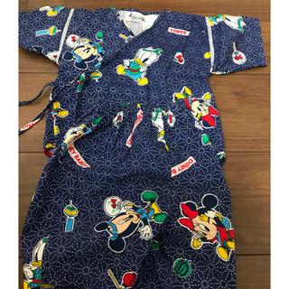 ディズニー(Disney)の甚平 ディズニーベビー 90(甚平/浴衣)