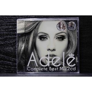 Adele アデル 豪華2枚組40曲 完全網羅 最強 Best MixCD(R&B/ソウル)
