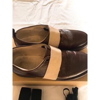 サンシー(SUNSEA)のSUNSEA 革靴(ドレス/ビジネス)
