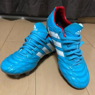 アディダス(adidas)のサッカースパイク 27cm(シューズ)