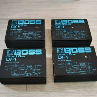 ボス(BOSS)のzin様専用 ダイレクトボックス BOSS DI-1(その他)