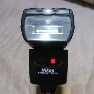 Nikon スピードライトSB - 700(ストロボ/照明)