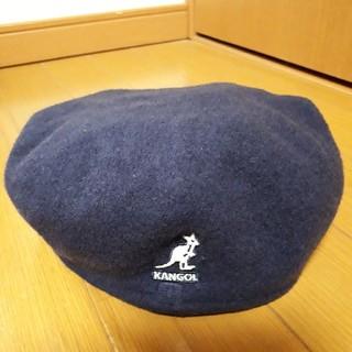カンゴール(KANGOL)のハンチング帽子(ハンチング/ベレー帽)