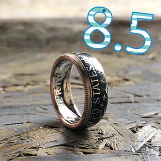 [ココ様のルーム] アメリカ25セントコインリング(リング(指輪))