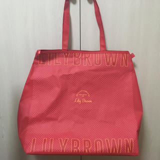 リリーブラウン(Lily Brown)のリリーブラウン 袋(その他)