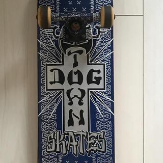 ドッグタウン(DOG TOWN)のDog Town 定番デザイン deck デッキ 8inch フルコンプリート(スケートボード)