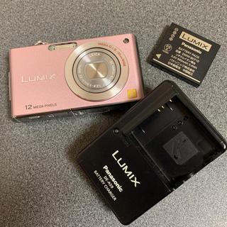 Panasonic - LUMIX DMC-FX40デジカメ
