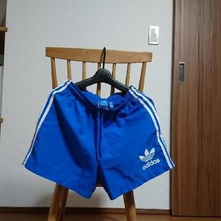 アディダス(adidas)の🏖️ 🏄 🎽【adidas original】ハーフパンツ ♪美品♪(ショートパンツ)