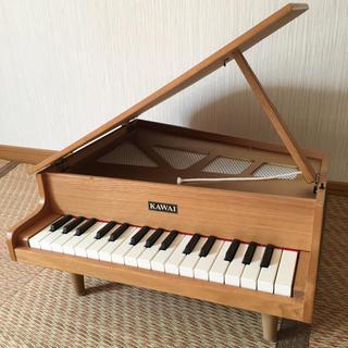 ヤマハ(ヤマハ)のKAWAI おもちゃグランドピアノ(木目) 1112 カワイ(楽器のおもちゃ)