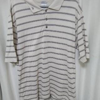アディダス(adidas)のadidas 美品 ヴィンテージ ポロシャツ Lサイズ(ポロシャツ)