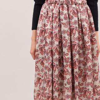 セブンアイディコンセプト(7-Idconcept)のプリーツスカート(ひざ丈スカート)