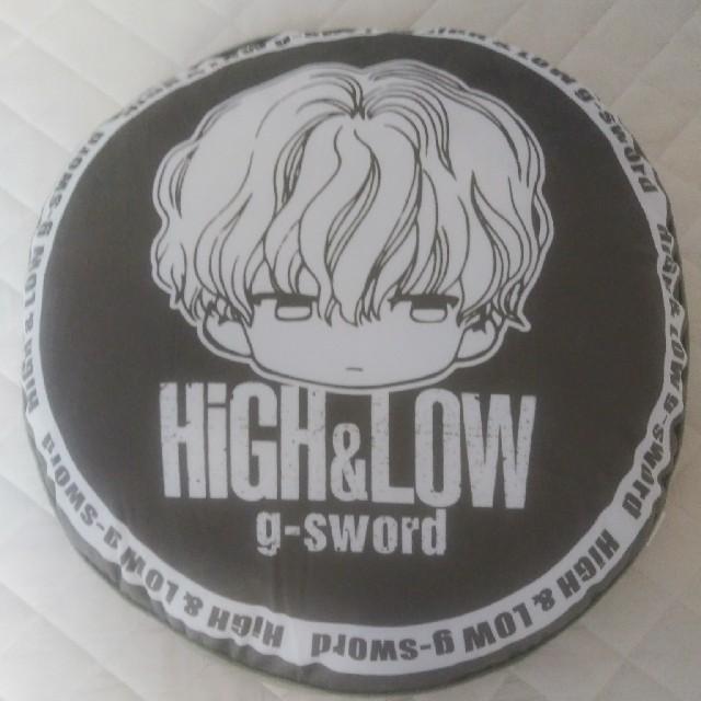 しまむら(シマムラ)のHiGH&LOW  クッション エンタメ/ホビーのタレントグッズ(その他)の商品写真